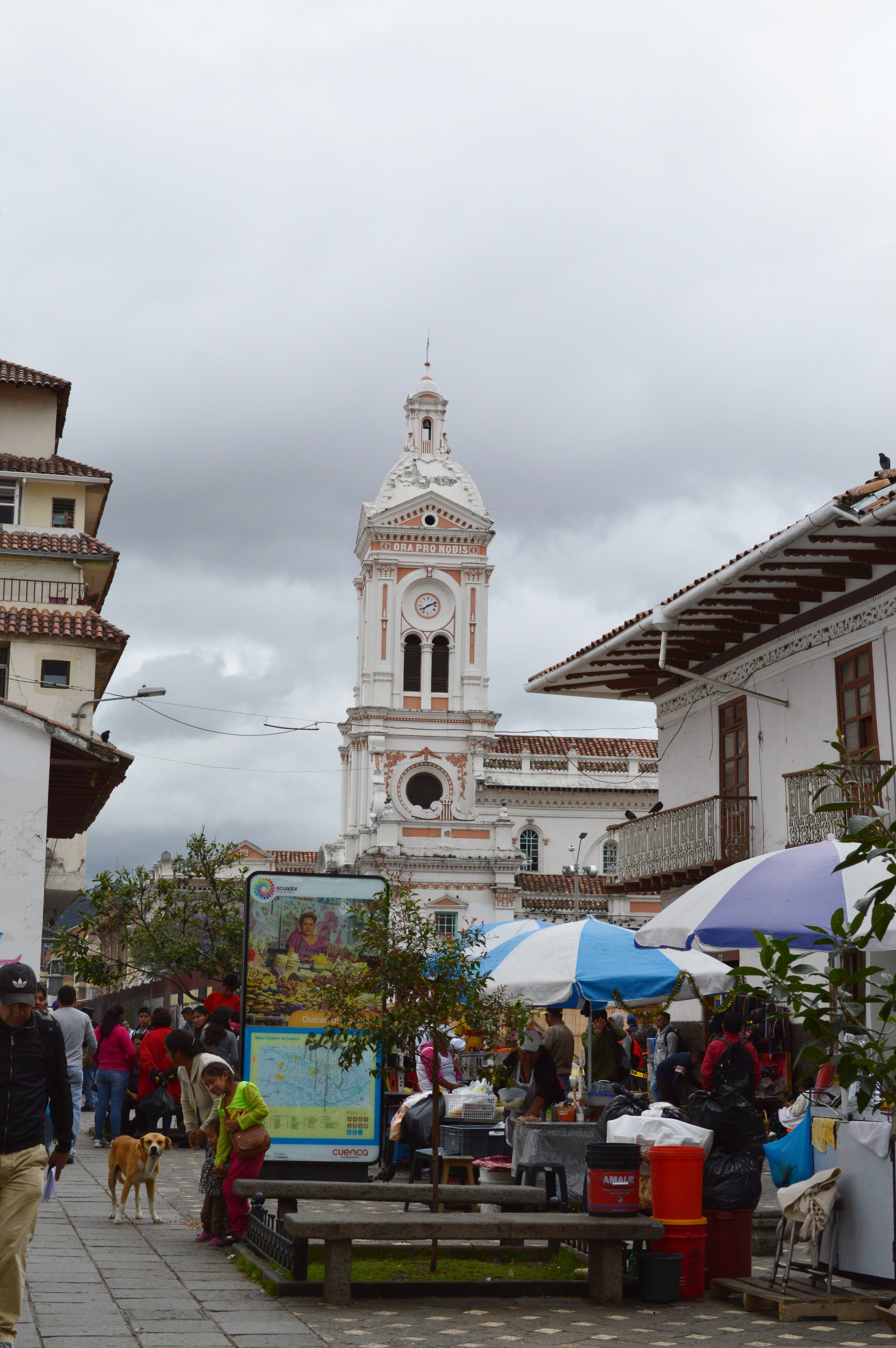 Downtown Cuenca