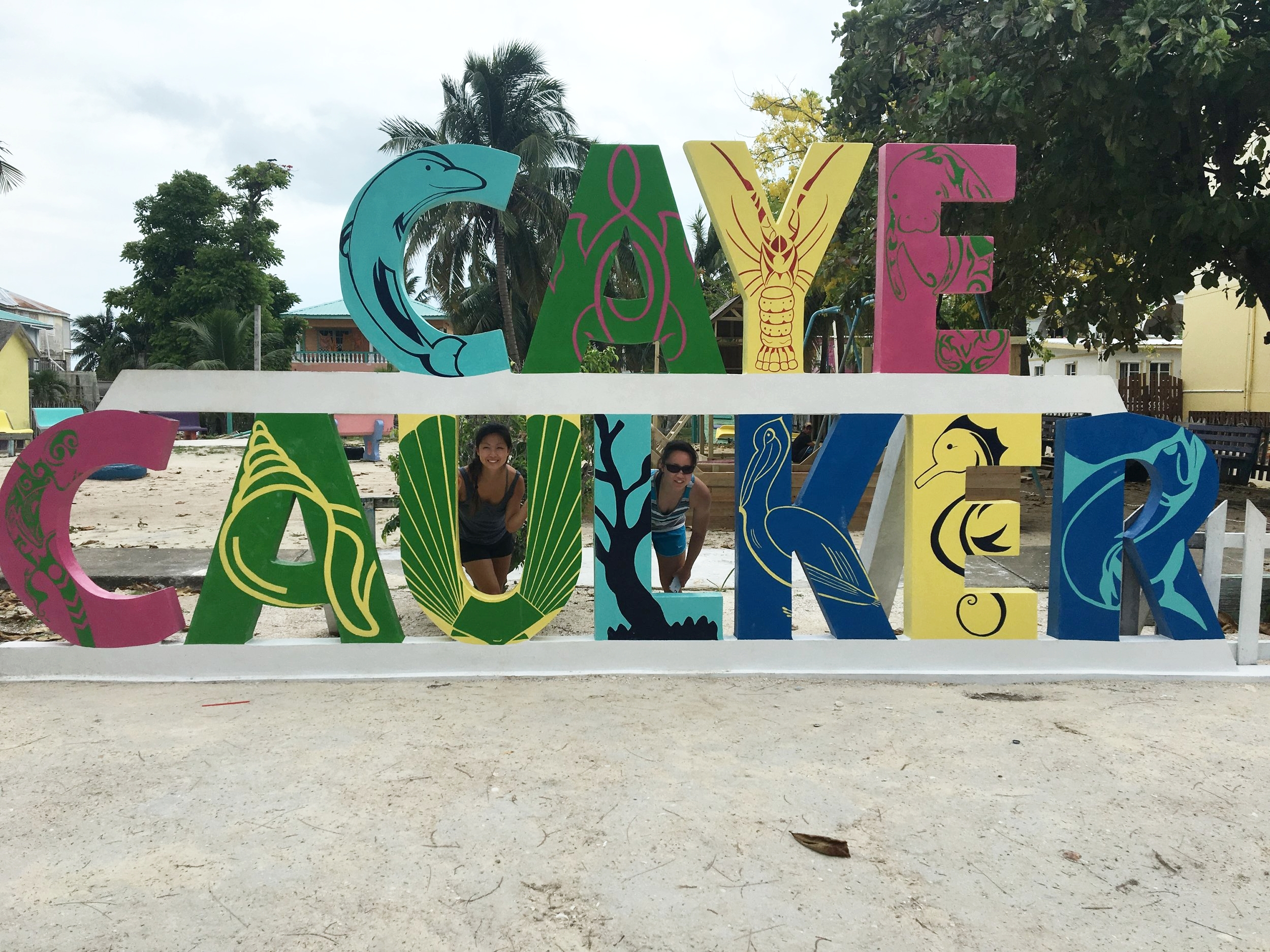 Welcome to Caye Caulker
