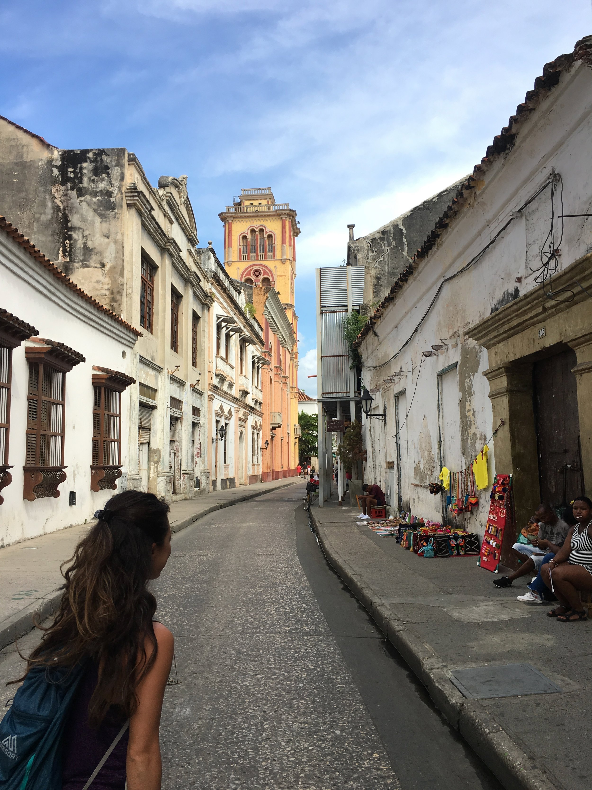 Walking through the Walled City