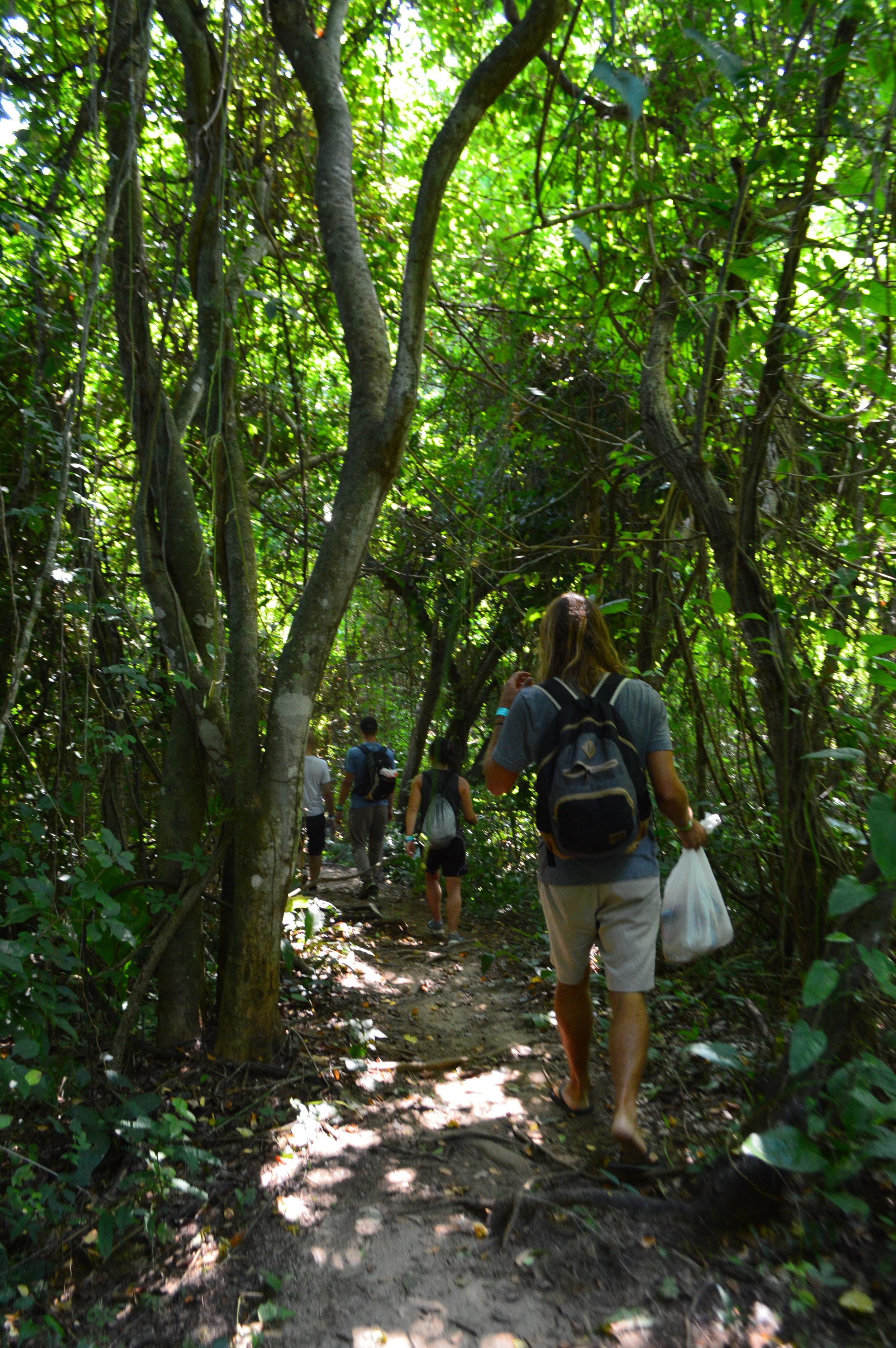 Trail A
