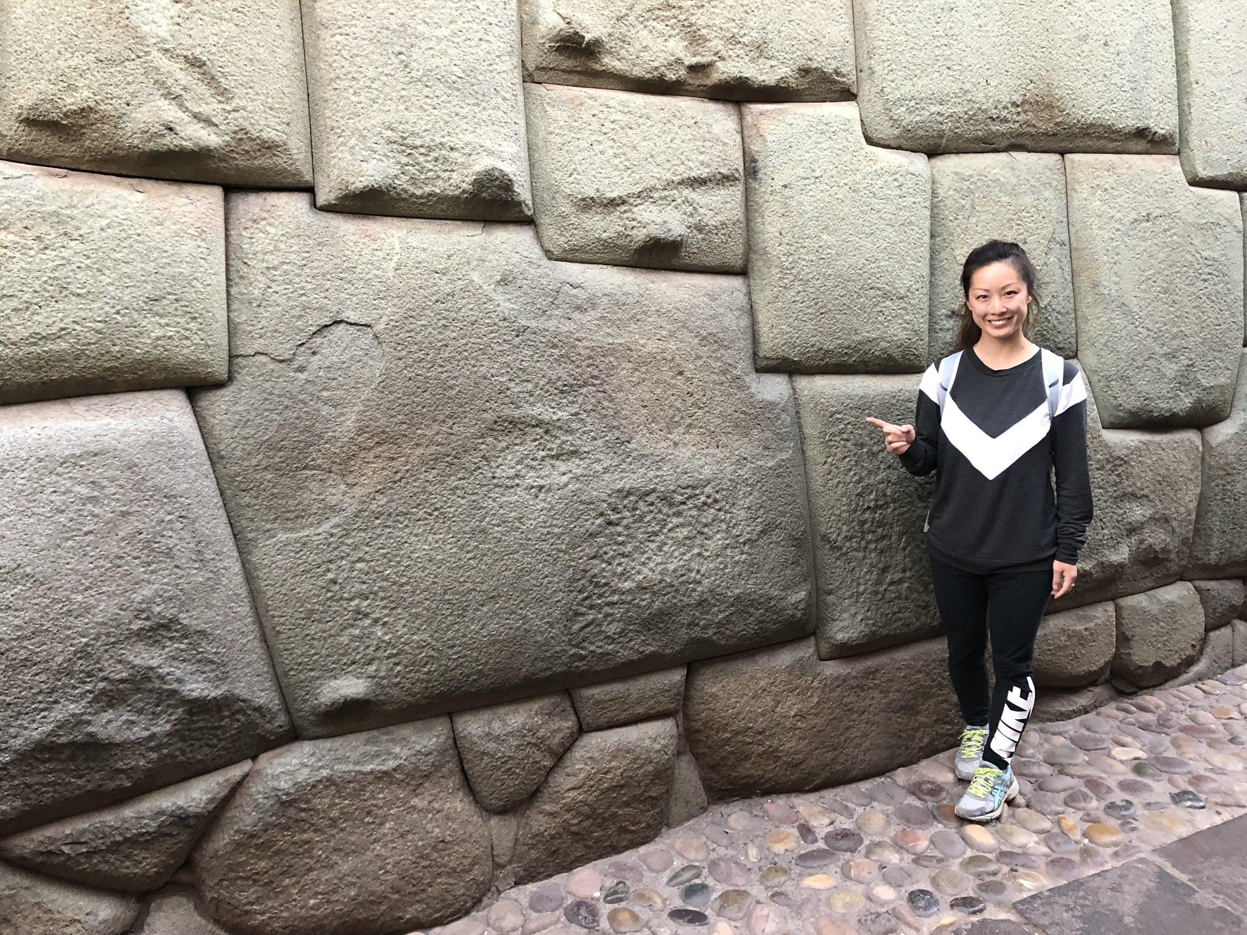 Twelve-angled stone