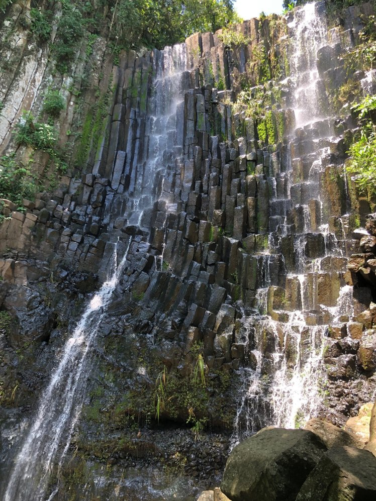 Los Tercios Waterfall