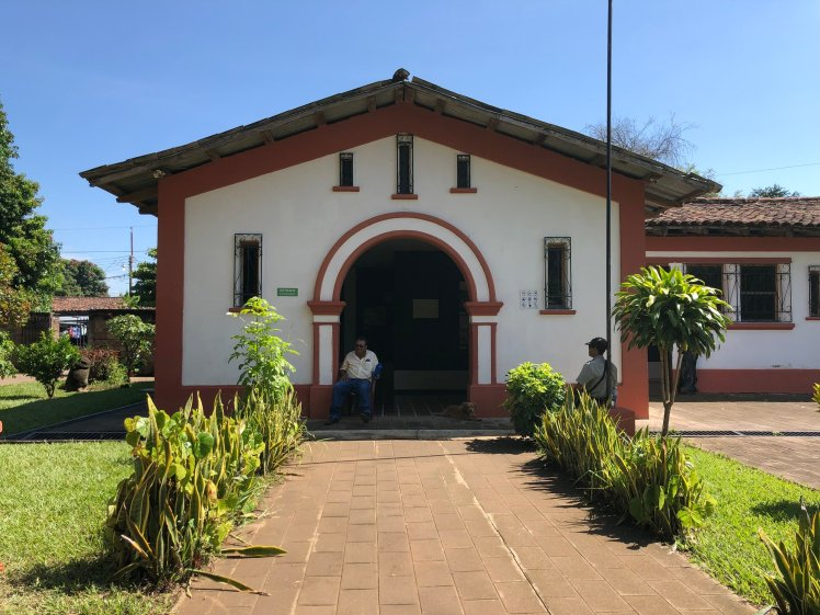 Museum on site
